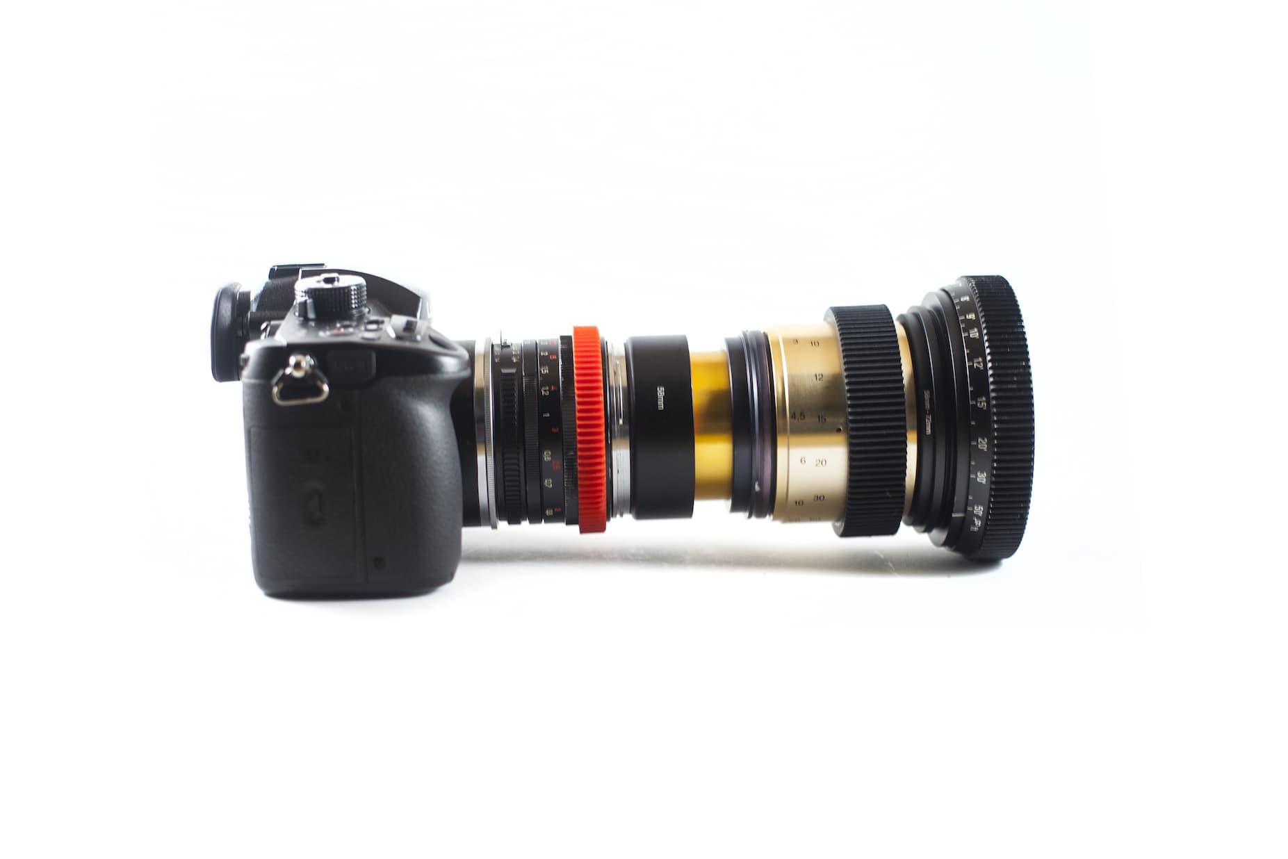 Panasonic GH5 Anamorphic Lens Impressions