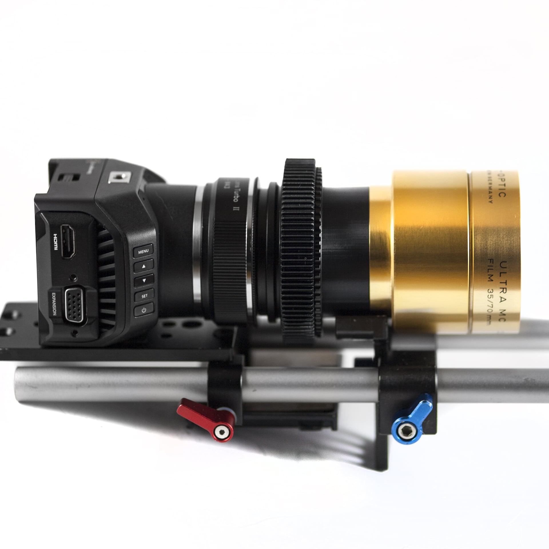 Affordable DSLR Cinema Prime Lenses